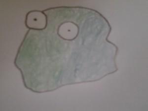 Un blob.
