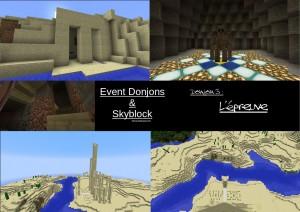 Event Donjons & Skyblock Epreuve