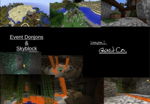 Event Donjons & Skyblock Ghast Co